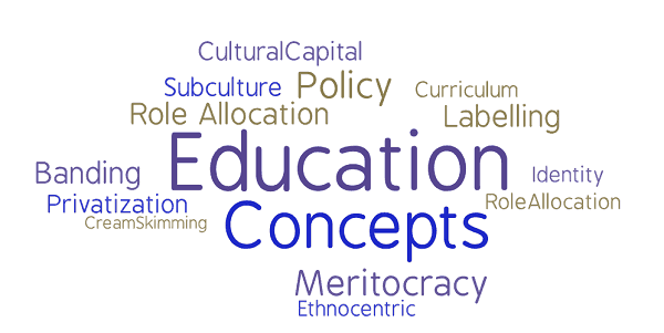 Sociology Concepts: Education – ReviseSociology